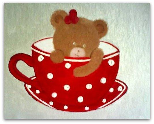 La petite ourse dans la tasse